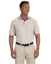 Devon & Jones DG380 Mens Dri Fast Advantage Pique Polo at bigntallapparel