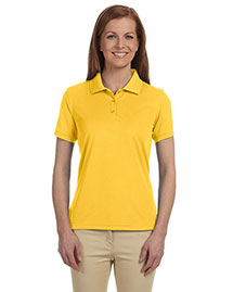 Devon & Jones Dg385w Women Dri-Fast Advantage Solid Mesh Polo