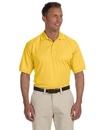 Devon & Jones DG385 Men Dri Fast Advantage Solid Mesh Polo