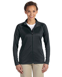 Devon & Jones DG420W Women Stretch Tech-Shell Compass Full-Zip