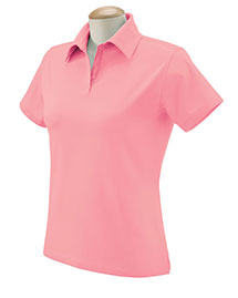Devon & Jones DP305W Ladies' Stretch Jersey Polo at bigntallapparel
