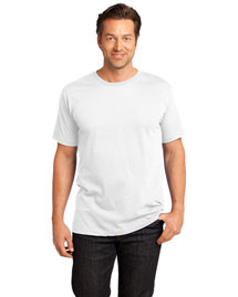District Threads DT104 Mens Short Sleeve Perfect Weight District Tee at bigntallapparel