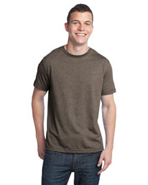 District Threads DT142 Men Tri-Blend Crewneck Tee at bigntallapparel