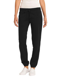 District Threads DT294 District® Juniors Core Fleece Pant at bigntallapparel