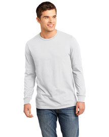 District Threads DT5200 Men Concert Tee Long Sleeve