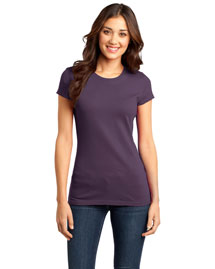 District Threads DT6001 Women Very Important Tee