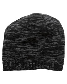 District Threads Dt620  Spaced-Dyed Beanie