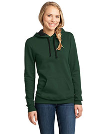 District Threads DT811 District® Juniors Concert Fleece? Hoodie at bigntallapparel