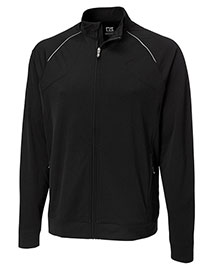 Cutter & Buck Eck00340 Men Cb Drytec Beam Full Zip