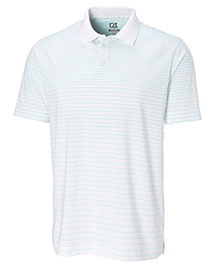 Cutter & Buck ECK00350 Men Cb Drytec Horizon Polo at bigntallapparel