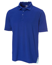 Cutter & Buck ECK00354 Men Cb Drytec Complex Polo at bigntallapparel