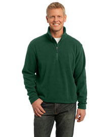 Port Authority TLF218 Men Tall Value Fleece 1/4zip Pullover