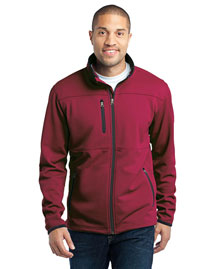 Port Authority Tlf222 Men Tall Pique Fleece Jacket