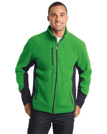 Port Authority F227 Men Rtek Pro Fleece Fullzip Jacket
