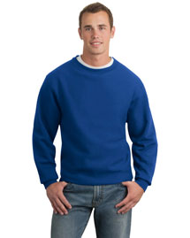 Sport-Tek F280 Mens Super Heavy Weight Crewneck Sweatshirt at bigntallapparel