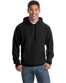 Sport-Tek F281 Mens Super Heavy Weight Pullover Hooded Sweatshirt at bigntallapparel