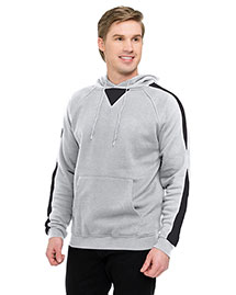 Tri-Mountain F685 Men 60% Cotton 40% Polyester Pullover Ultra Cool Sweat Shirt With Hood