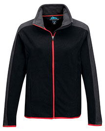 Tri-Mountain FL7381 Women Wo100% Polyester Anti-Pilling Micro Fleece (Double Brushed)