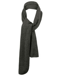 Port Authority FS05 Heathered Knit Scarf at bigntallapparel