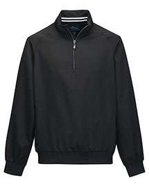 Tri-Mountain J2660 Men 100% Micro Polyester 1/4 Zip Raglan Sleeve Pullover