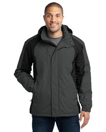 Port Authority J315 Men Barrier Jacket