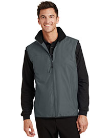 Port Authority Signature J355 Mens Challenger Vest at bigntallapparel