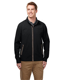Tri-Mountain J5700 Men Jacket With 100% Nylon W/Water Repellent 600mm Coating