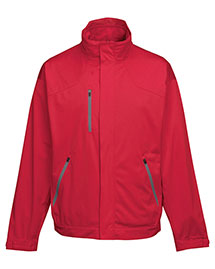 Tri-Mountain J6840 Men's 100% Poly Knit3 In I Jacket Inside With Zip Off Vest at bigntallapparel