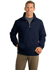 Port Authority J703 Men 1/2 Zip Wind Jacket