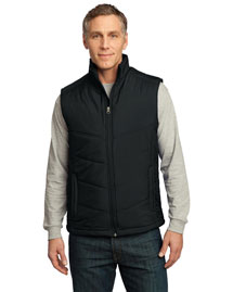 Port Authority Signature J709 Men Puffy Vest