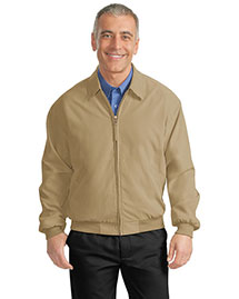 Port Authority J730 Mens Casual Microfiber Jacket at bigntallapparel