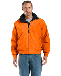 Port Authority J754S Mens Safety Challenger Jacket at bigntallapparel
