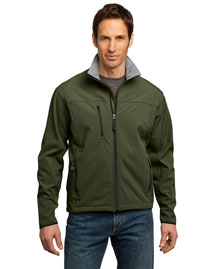 Port Authority Tlj790 Men Tall Glacier Soft Shell Jacket