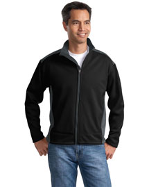 Port Authority J794 Men Soft Shell Two Tone Jacket
