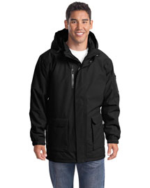 Port Authority J799 Men Heavy Weight Parka at bigntallapparel