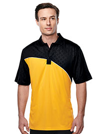 Tri-Mountain K147 Men S/S Golf Shirt
