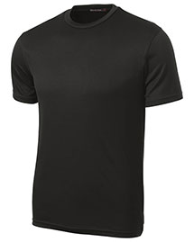 Sport-Tek K468 Men  Dri Mesh Short Sleeve T Shirt