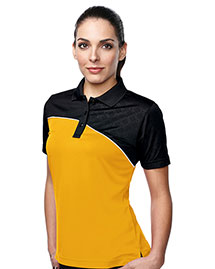 Tri-Mountain Kl147 Women S/S Golf Shirt