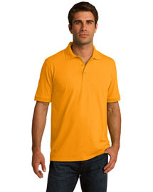 Port & Company KP55T Men Tall 5.5ounce Jersey Knit Polo at bigntallapparel