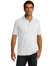 Port & Company Kp55 Men 5.5ounce Jersey Knit Polo