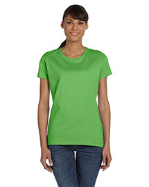 Fruit Of The Loom L3930R Women 5 Oz. 100% Heavy Cotton Hd T-Shirt