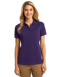 Port Authority L454 Women WoRapid Dry? Tipped Polo