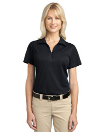 Port Authority L527 Ladies Tech Pique Polo at bigntallapparel