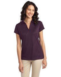 Port Authority L548 Women Tech Embossed Polo