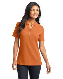 Port Authority L800 Women Ezcotton Pique Polo