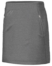 Cutter & Buck LCB07125 Women Heather Shannon Knit Skort at bigntallapparel