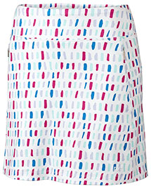 Cutter & Buck LCB07132  Anna Printed Knit Skort at bigntallapparel