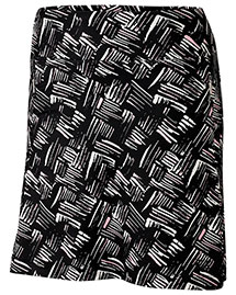 Cutter & Buck LCB07134  Roxanne Printed Knit Skort at bigntallapparel