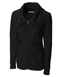 Cutter & Buck LCK02423 Women Squeeze Play Full Zip