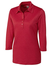 CB DryTec 3/4 Sleeve Chelan Polo at bigntallapparel